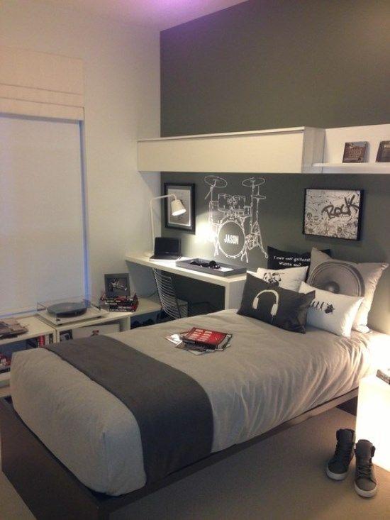 غرف نوم شبابي بالصور