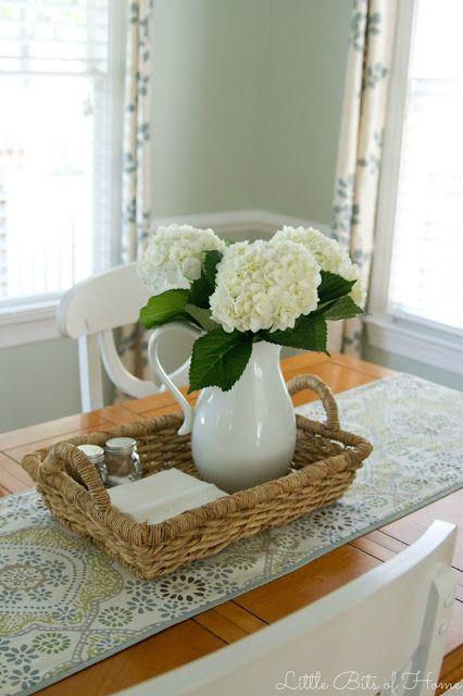 أجمل إكسسورات طاولة السفرة بالصور