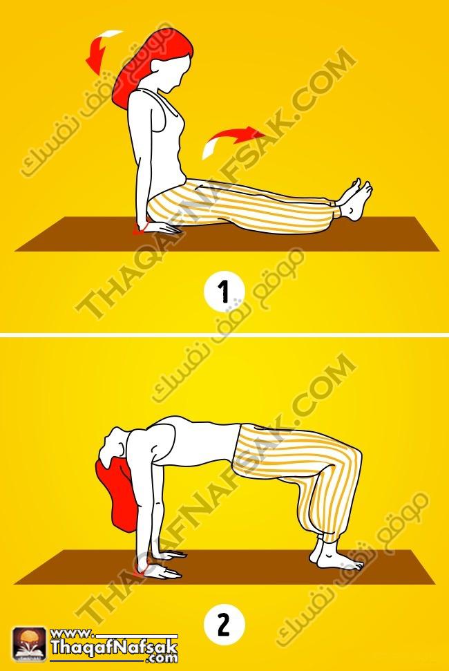 تمارين تقوية العضلات