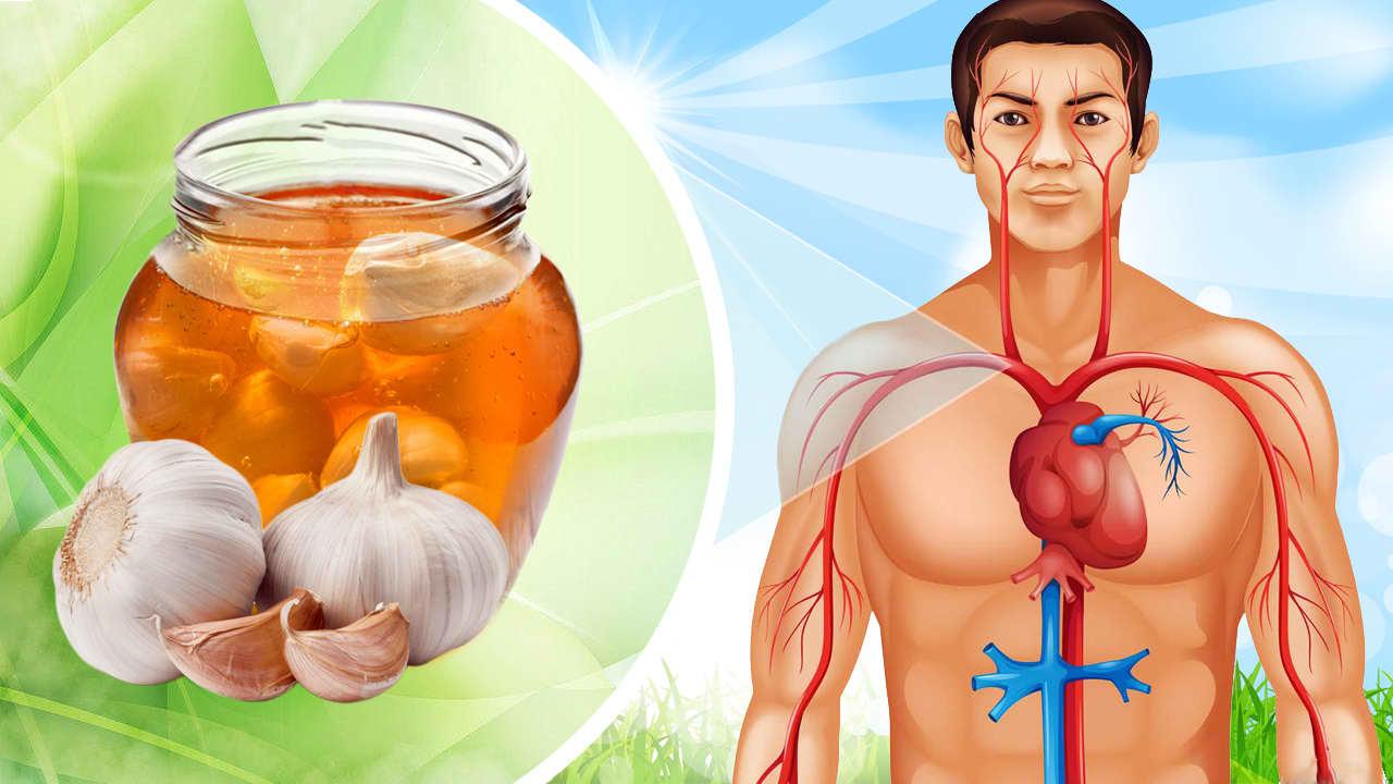 فوائد العسل و الثوم