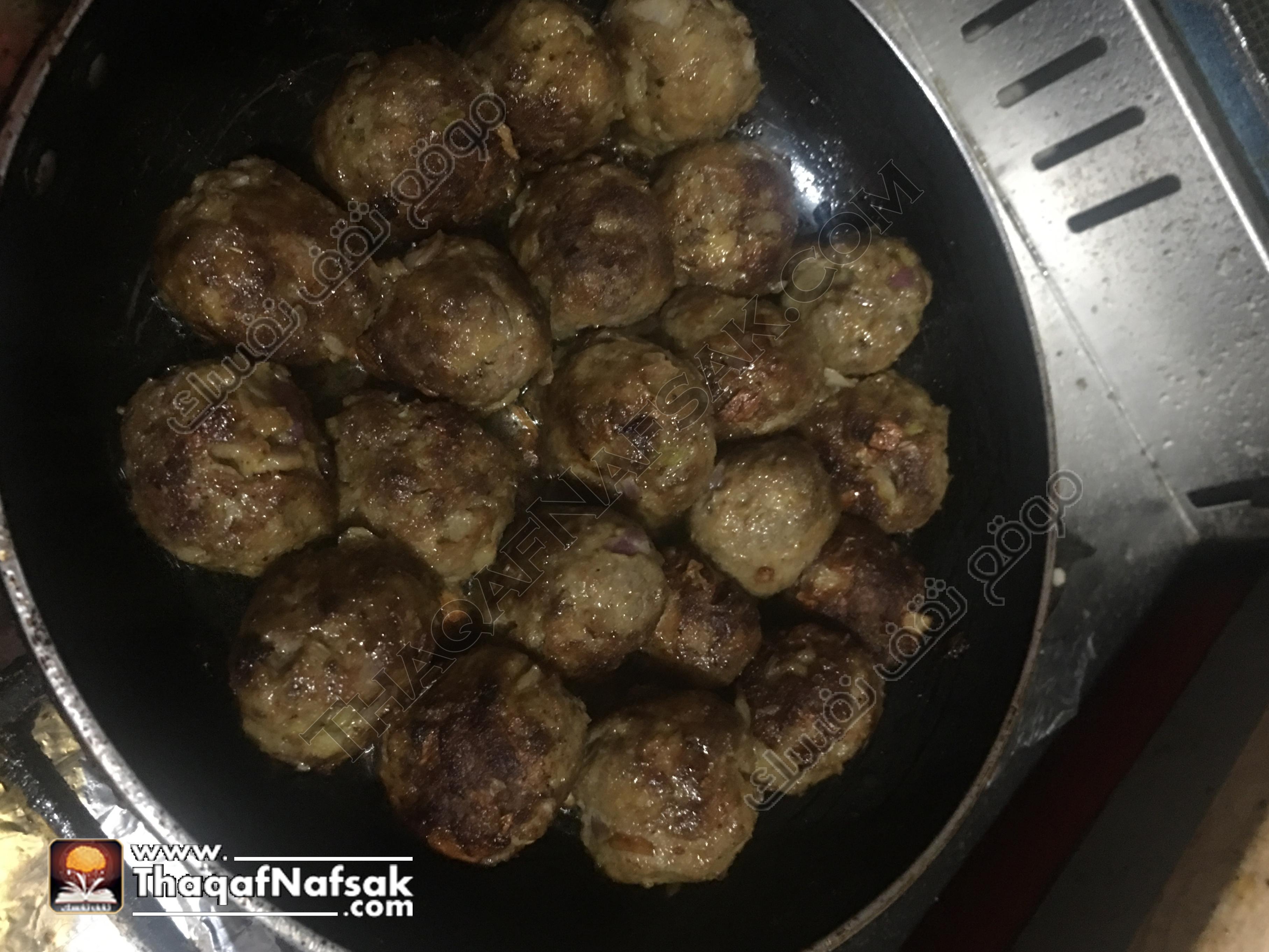 كرات اللحم 22