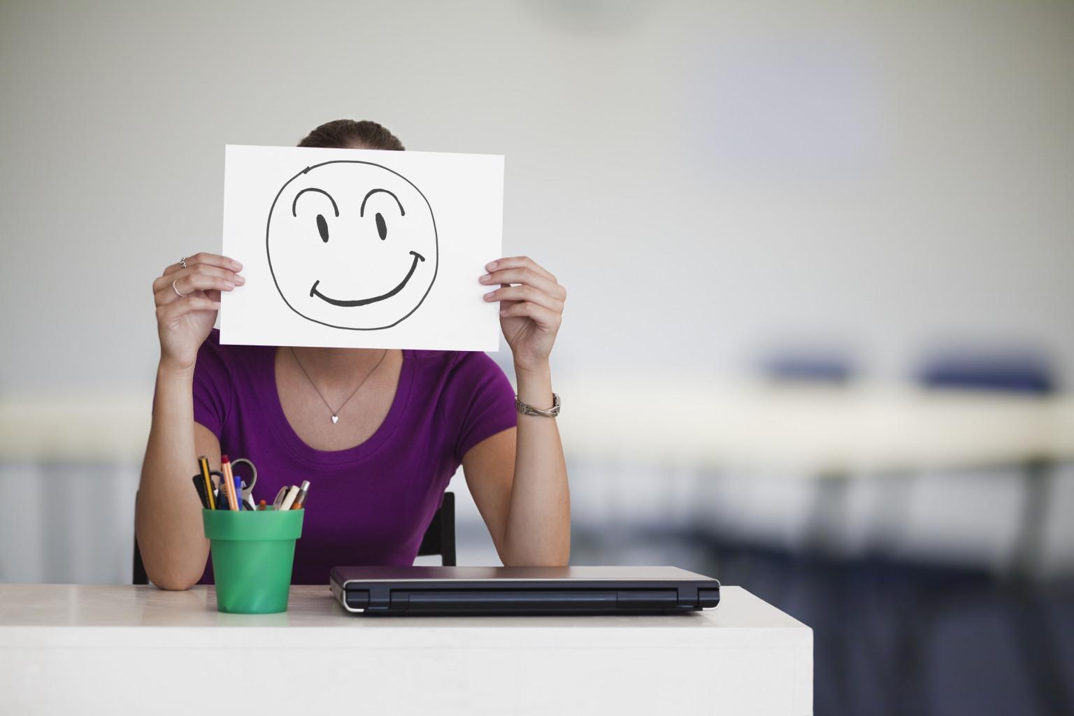 كيف تكون سعيد في عملك؟