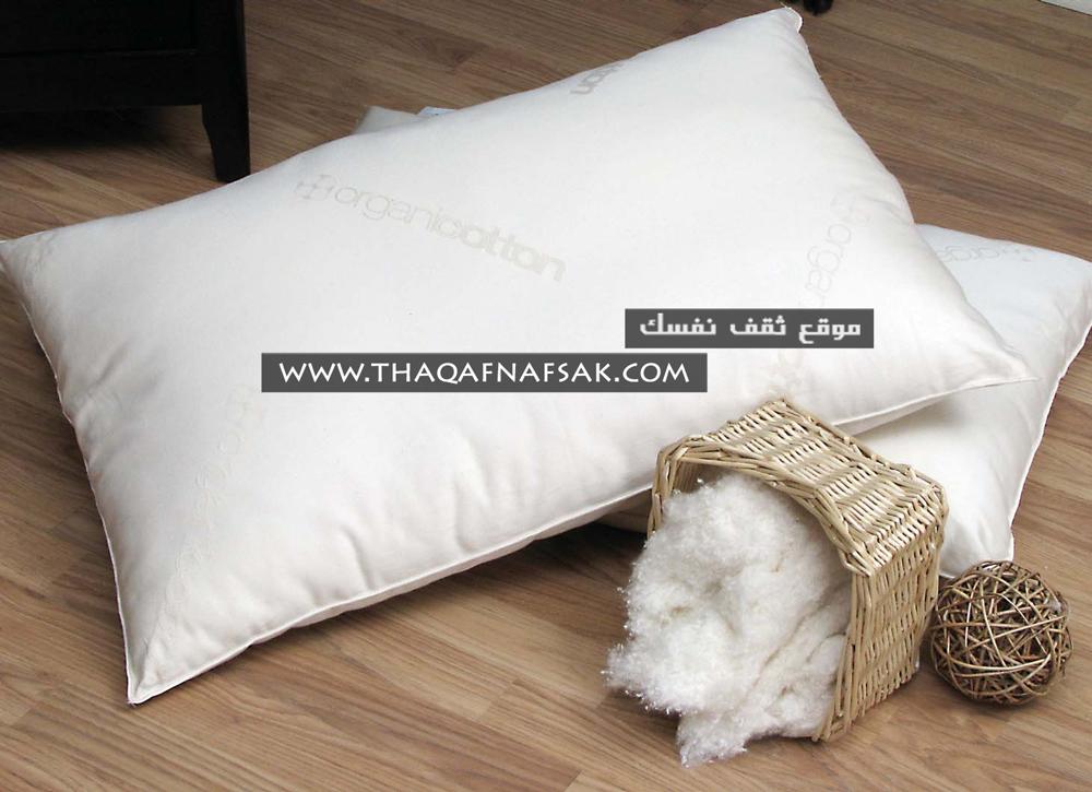 الوسائد القطنية Cotton Pillows