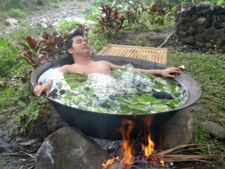 حمامات الكاوا الساخنة