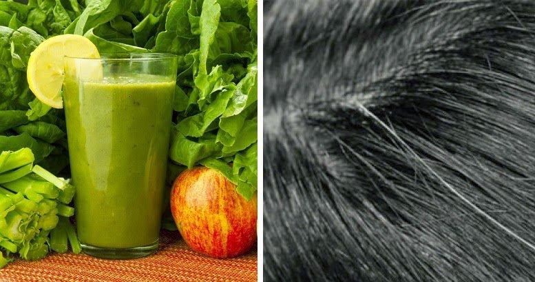 الشعر الأبيض بالمشروب الأخضر فوائد المشروب %D8%B9%D9%84%D8%A7%D