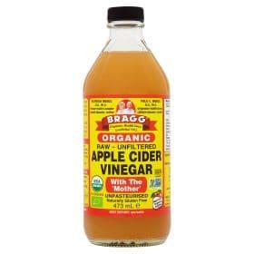 علاج تكيس المبايض بخل التفاح