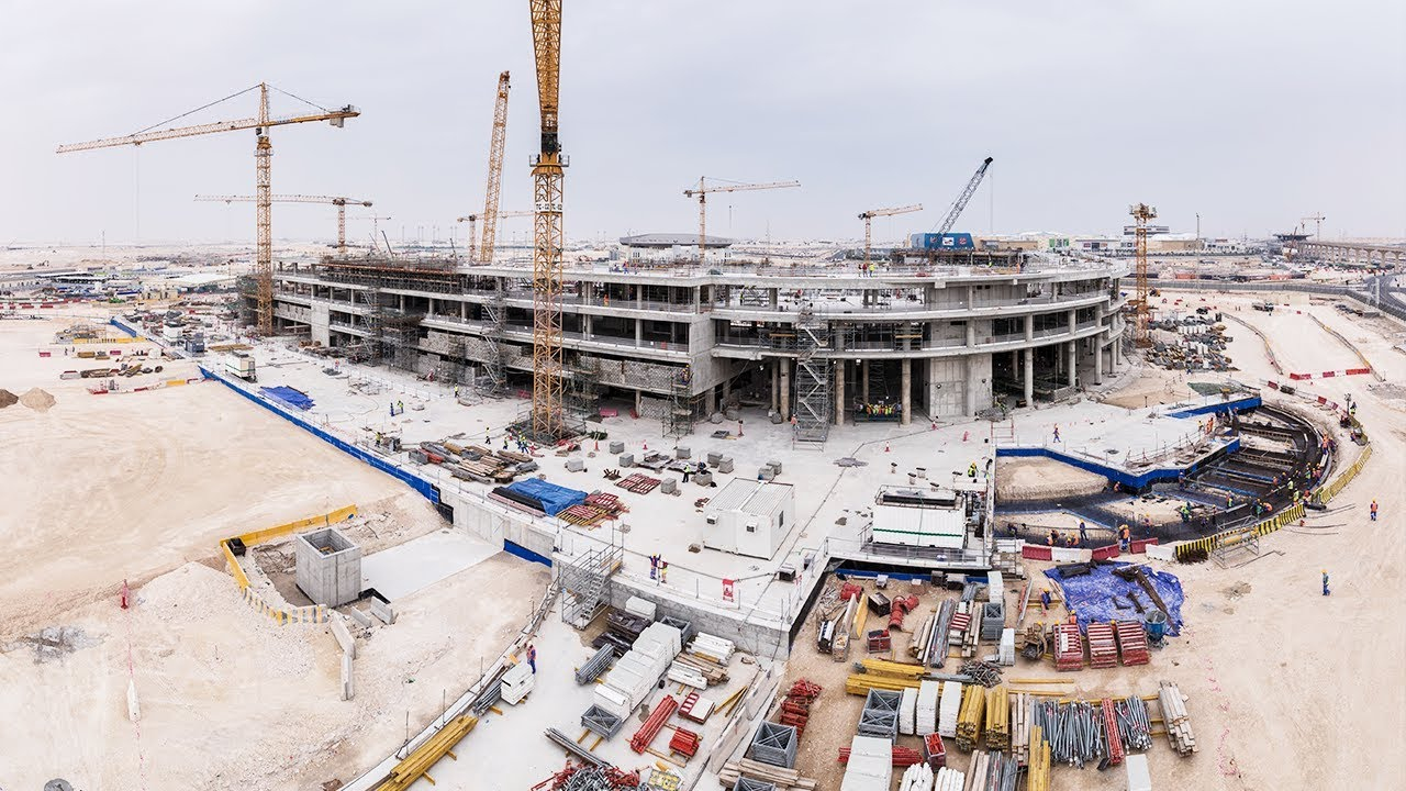 استاد الريان قطر كأس العالم 2022