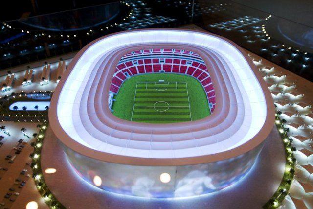 استاد الريان كأس العالم 2022