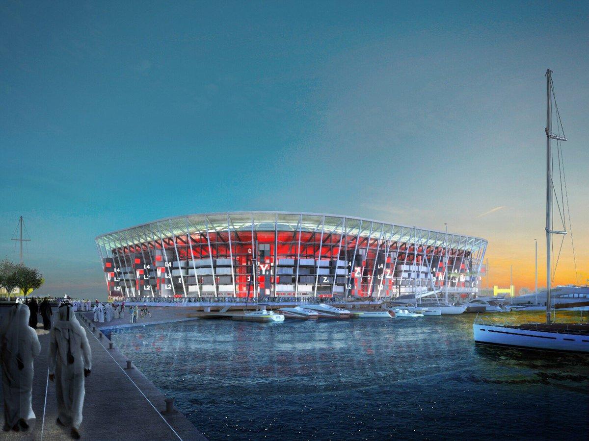 استاد رأس ابو عبود كأس العالم 2022