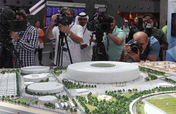 استداد الثمامة قطر كأس العالم 2022