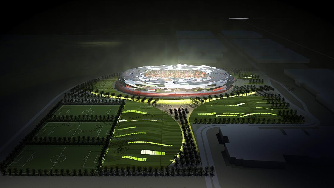 استاد المدينة التعليمية كأس العالم 2022