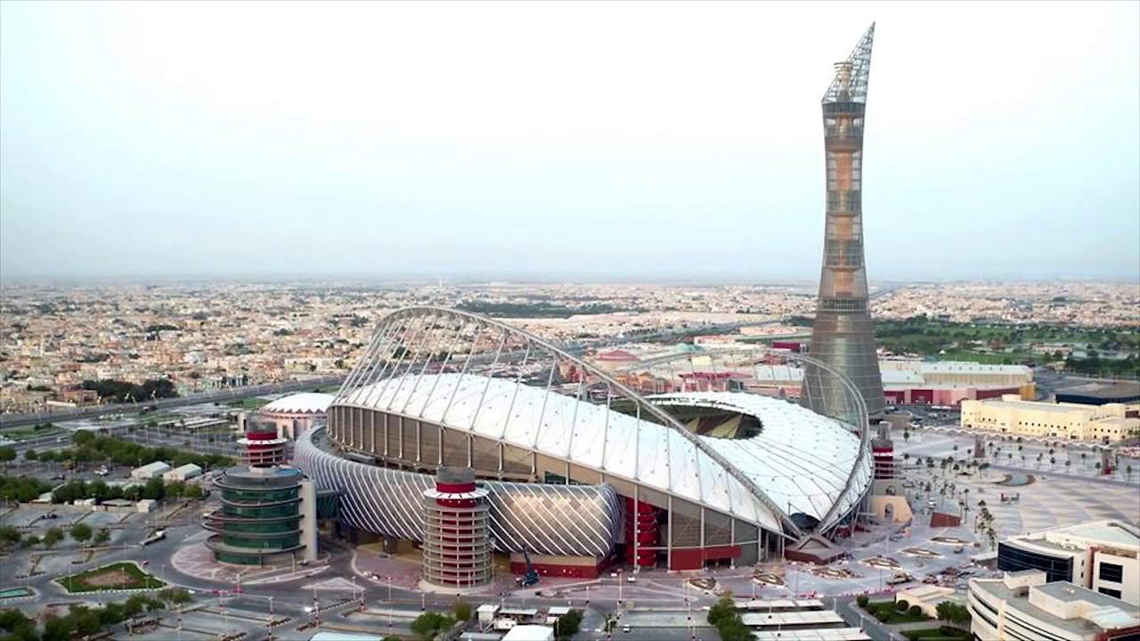 استاد خليفة الدولي كأس العالم 2022
