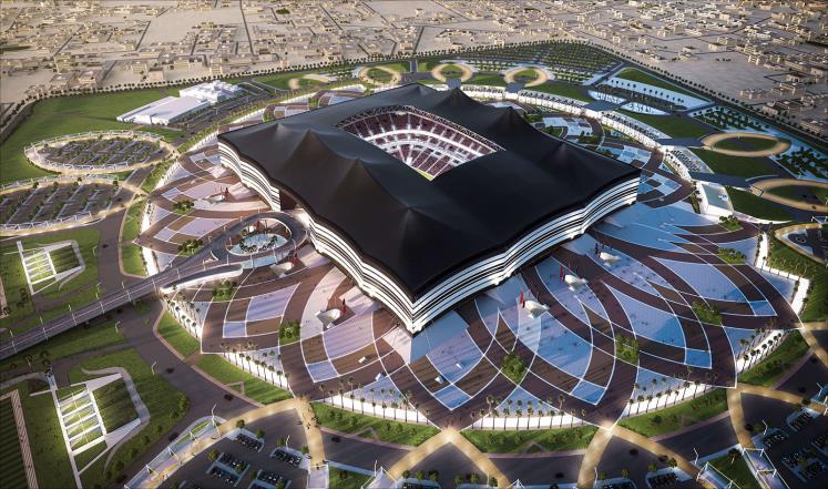 استاد البيت كأس العالم 2022