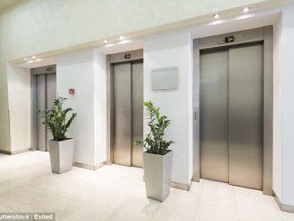 اللحظة المناسبة للقفز في حالة سقوط المصعد هل يمكنها ان تنقظ حياتك ؟
