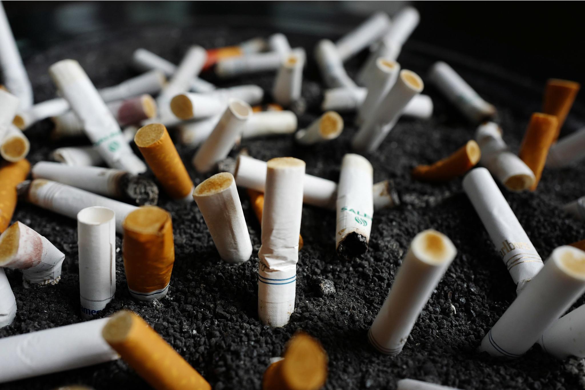اضرار التدخين على الرجال