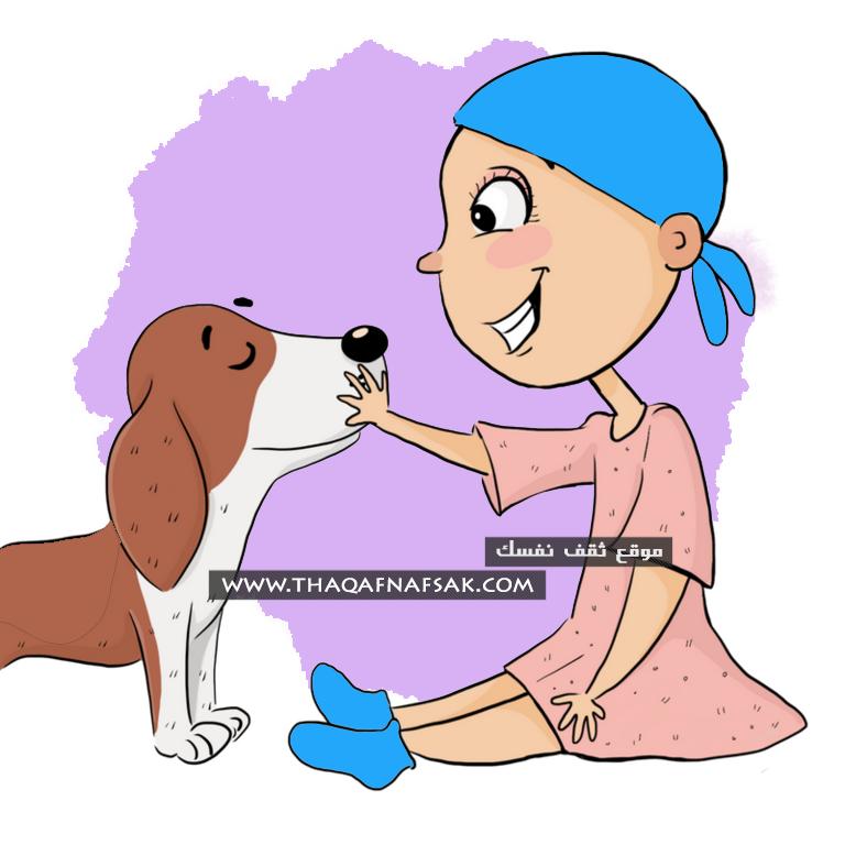 الكلاب ورائحة السرطان