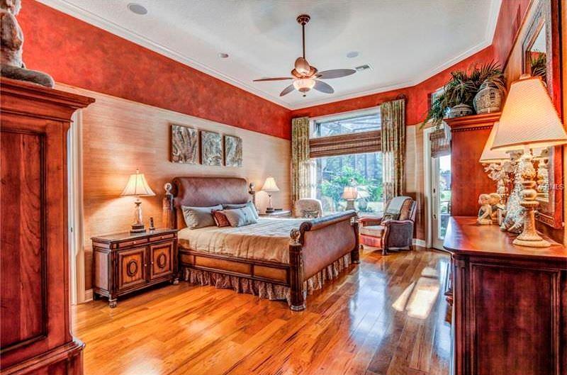صور غرف نوم باللون الأحمر -نوم-باللون-الأحمر-بالصور1