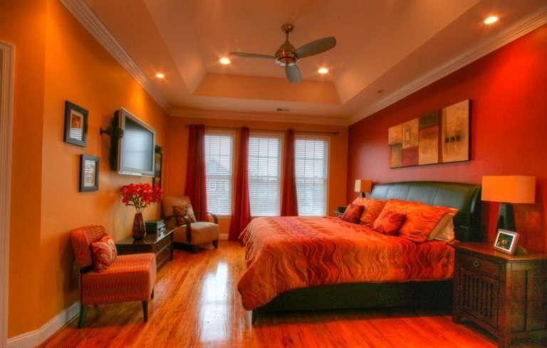 صور غرف نوم باللون الأحمر -نوم-باللون-الأحمر-بالصور12