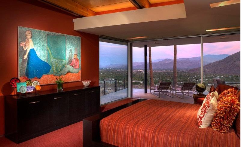 صور غرف نوم باللون الأحمر -نوم-باللون-الأحمر-بالصور16