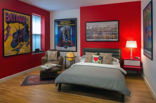 صور غرف نوم باللون الأحمر -نوم-باللون-الأحمر-بالصور19