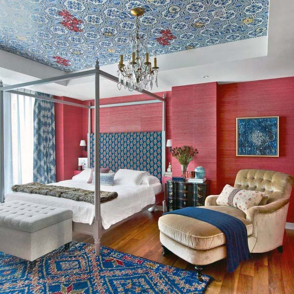 صور غرف نوم باللون الأحمر -نوم-باللون-الأحمر-بالصور24