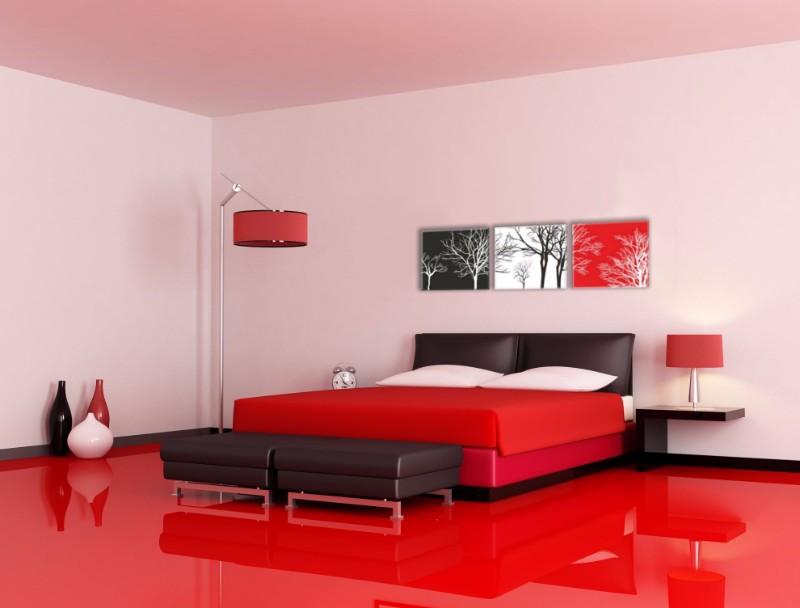 صور غرف نوم باللون الأحمر -نوم-باللون-الأحمر-بالصور50