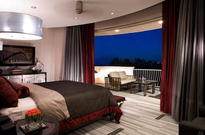 صور غرف نوم باللون الأحمر -نوم-باللون-الأحمر-بالصور53