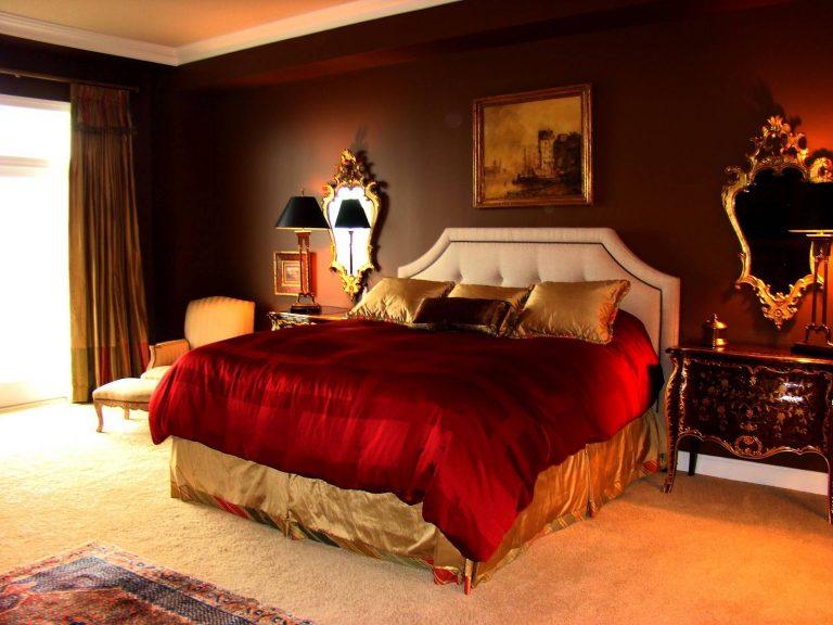 صور غرف نوم باللون الأحمر -نوم-باللون-الأحمر-بالصور60