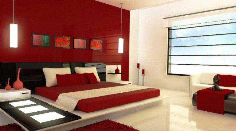 صور غرف نوم باللون الأحمر -نوم-باللون-الأحمر-بالصور62