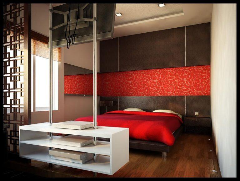 صور غرف نوم باللون الأحمر -نوم-باللون-الأحمر-بالصور66