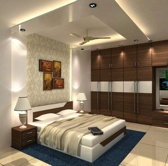 Bedroom With Vaulted Ceiling Bannedstory Background Bedroom Bedroom Decor Yellow Bedroom Color Schemes: غرف نوم للزوجين بالصور