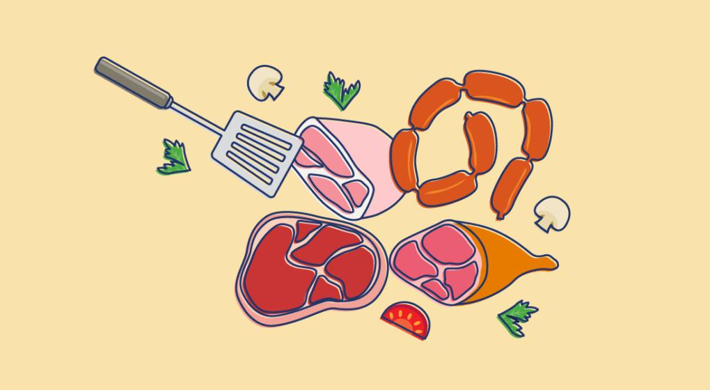 اللحوم الحمراء و السرطان