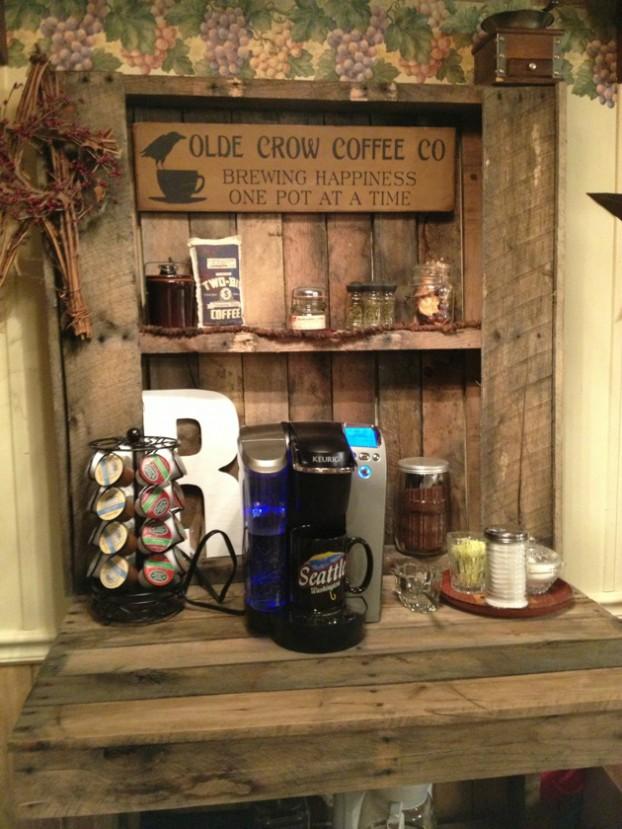 تصاميم ركن القهوة في المنزل بالصور ثقف نفسك