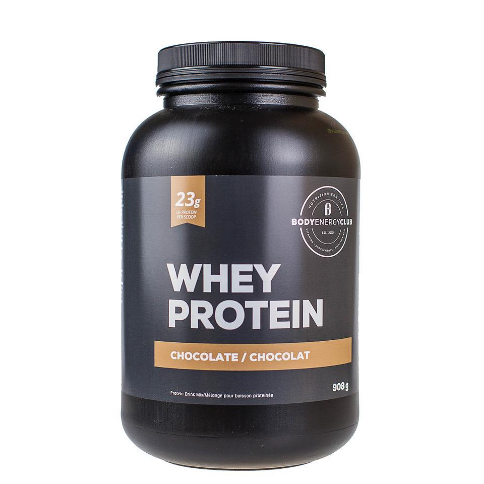مسحوق البروتين