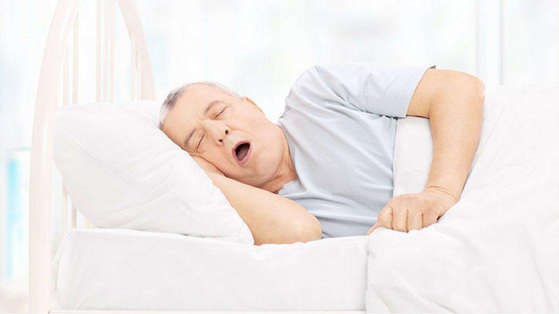 جفاف الفم أثناء النوم