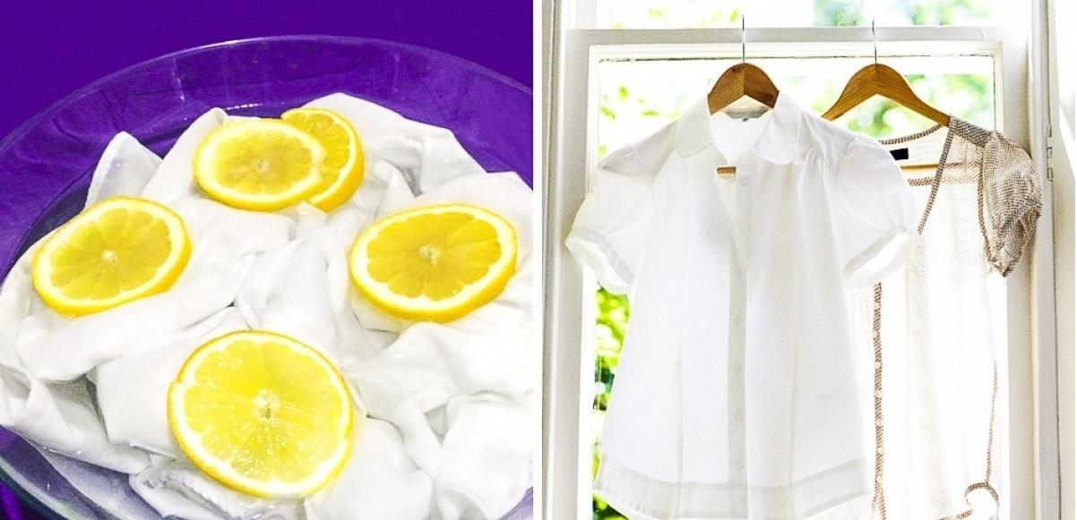Как Отбелить Платье Белого Цвета