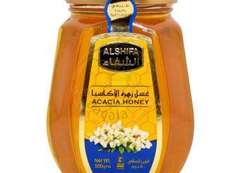 فوائد عسل الأكاسيا
