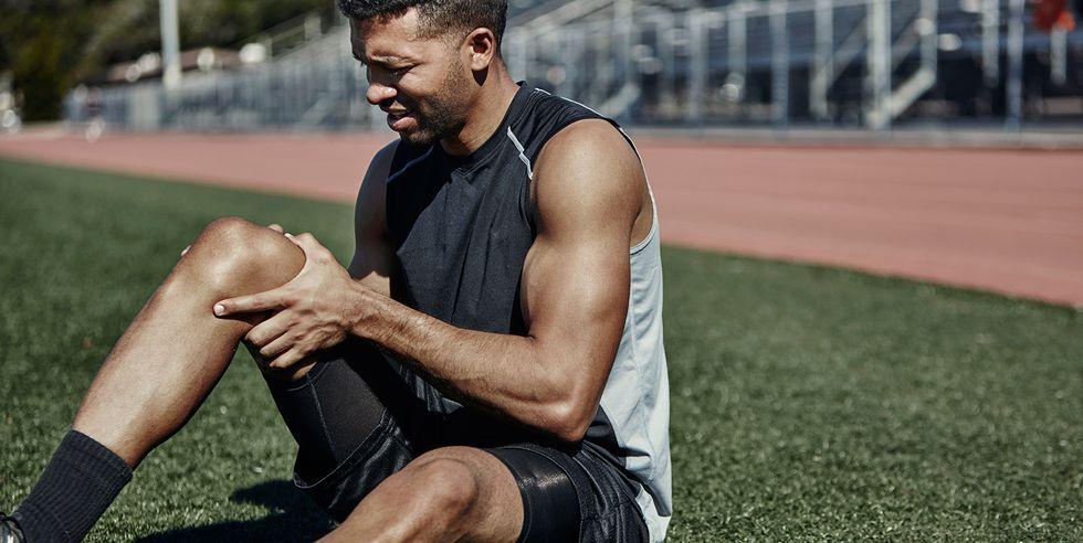 إلتهاب العضلات عند الرجال