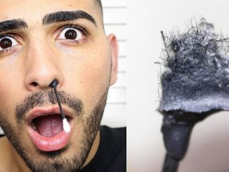 إزالة شعر الأنف