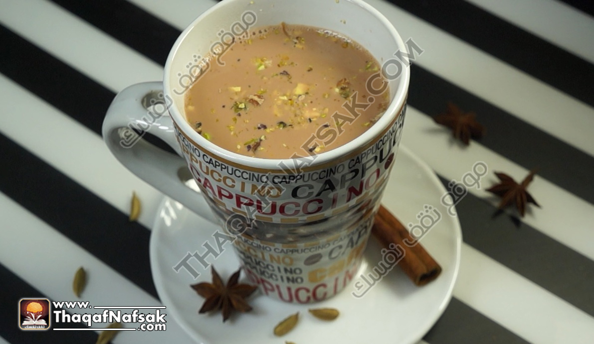 الشاي الكشميري