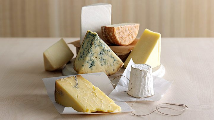 أنواع الجبن المسموح في الكيتو