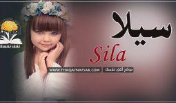 اسم سيلا sila