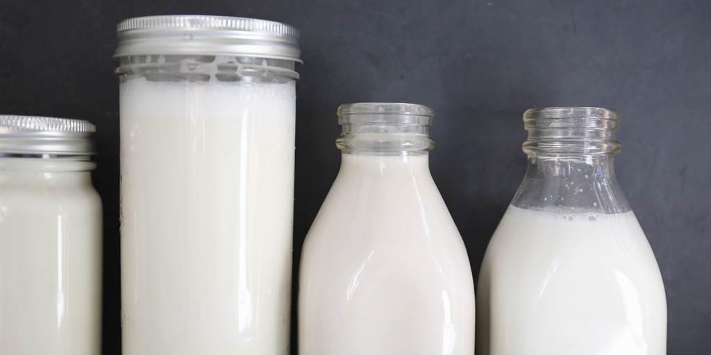 الحليب في السحور
