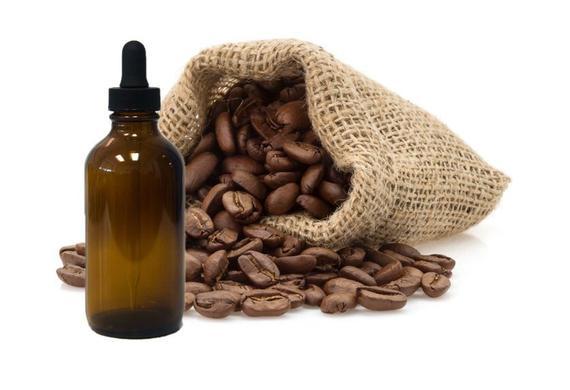 فوائد زيت القهوة