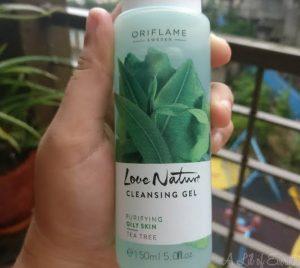 Oriflame Love Nature Tea Tree Cleansing Gel
