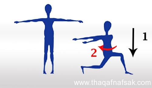 6 تمارين لتخسيس منطقة الأرداف ، ثقف نفسك 2jpg